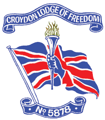 Croydon Lodge of Freedom No. 5878